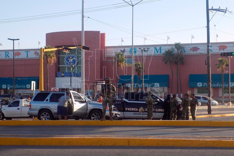 Por balacera, emiten alerta de riesgo en Reynosa