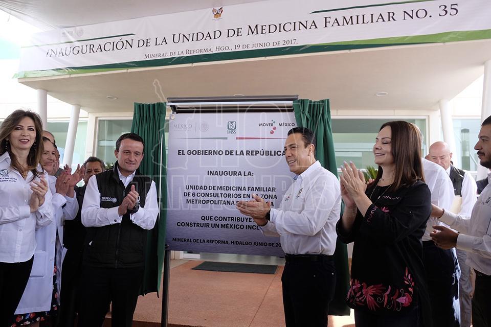 Seguro Social invertirá 960 mdp en infraestructura médica en Hidalgo