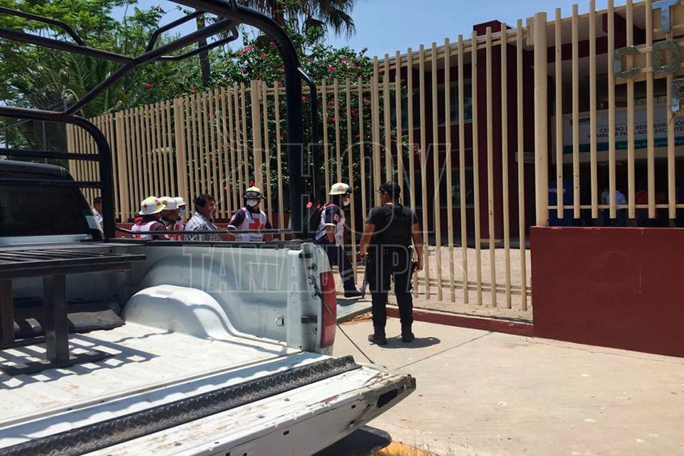 Y en Tamaulipas… se fugan 8 del tutelar de Güémez