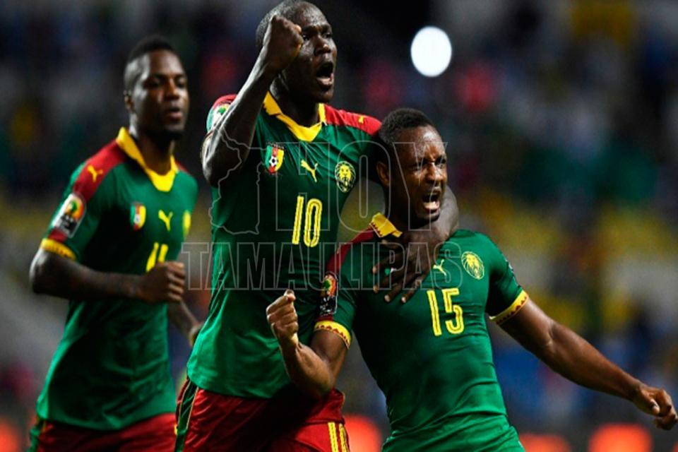 Chile debuta con un triunfo ante Camerún