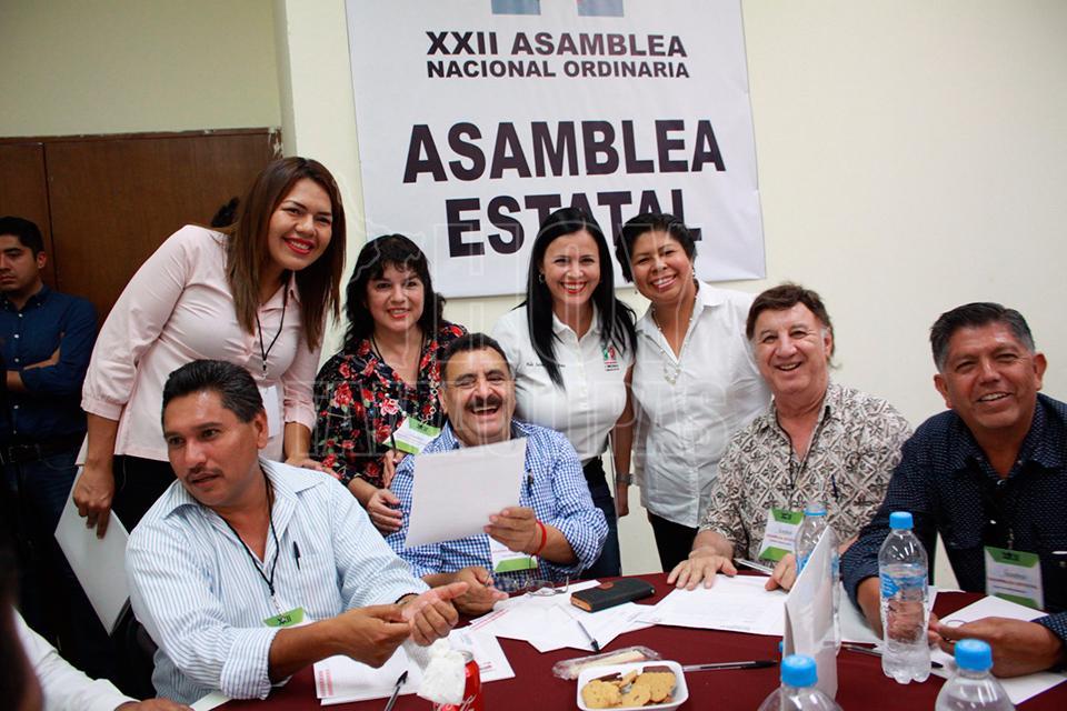 PRI, con capacidad para responder a retos del país: Ruiz Massieu