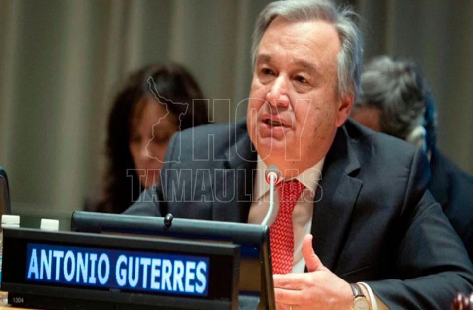 La ONU impulsa el diálogo político para evitar la violencia — Venezuela