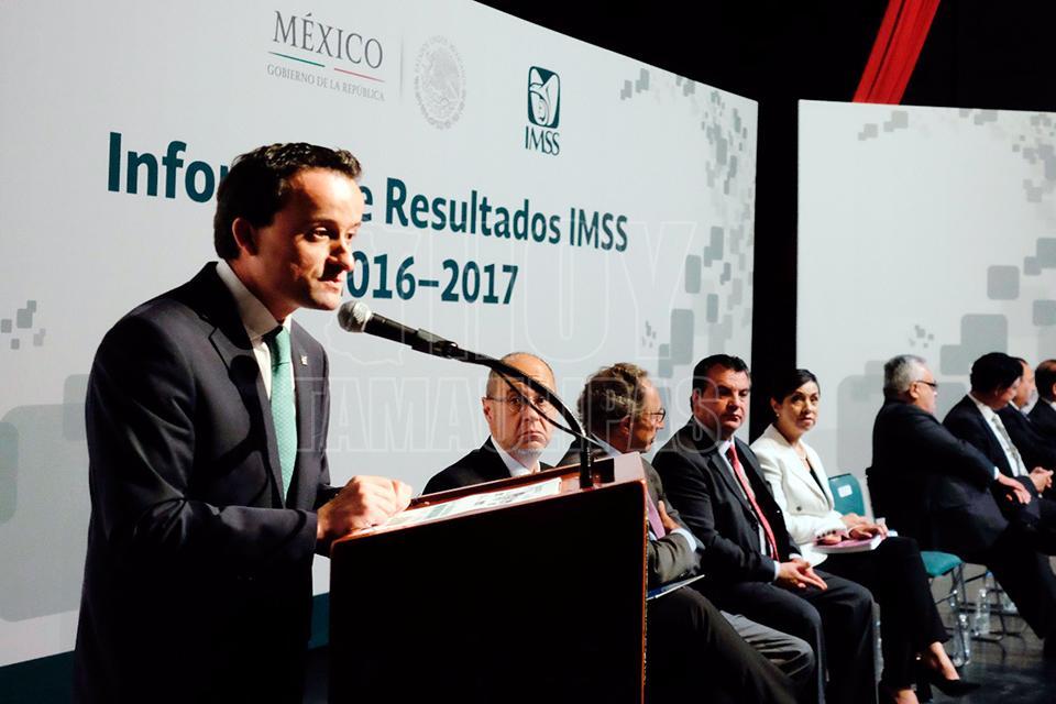 Logra IMSS superávit en sus finanzas por primera vez en 10 años