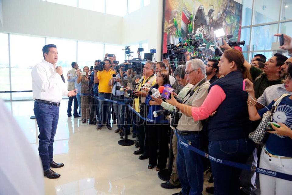 """Anuncian planta de energía eólica en Reynosa"""""""
