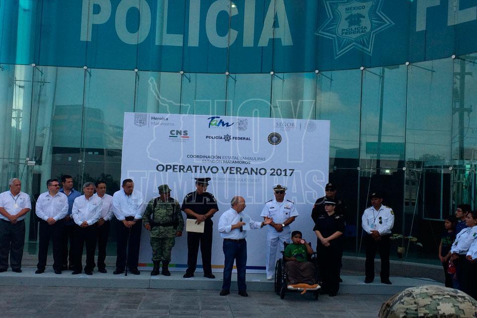 Inicia operativo Vacaciones de verano 2017
