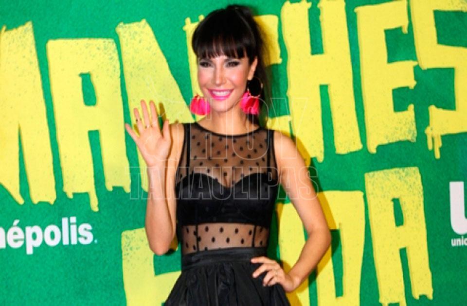 Martha Higareda feliz de regresar al drama con Vive por Mí
