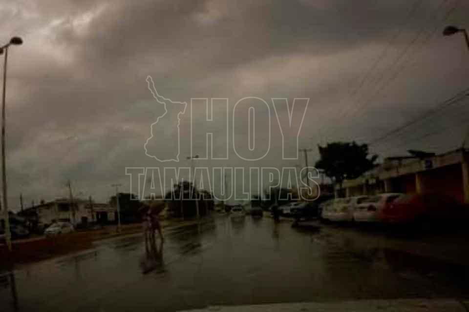 Alertan sobre fuertes lluvias en Aguascalientes, por 'Franklin&#39