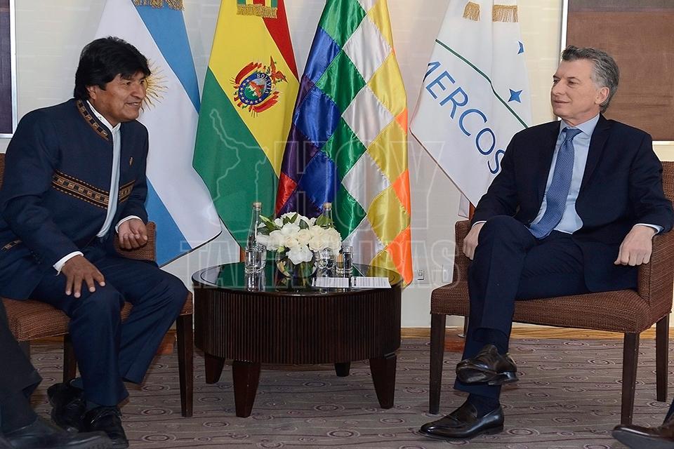 El Mercosur instó a Venezuela a restablecer el orden constitucional
