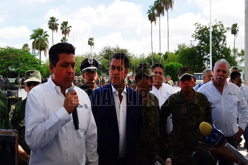Destruyen en Reynosa dos mil armas decomisadas en NL, Tamaulipas y SLP