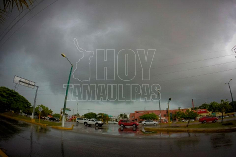 Los remanentes de Franklin provocarán lluvias en parte de México