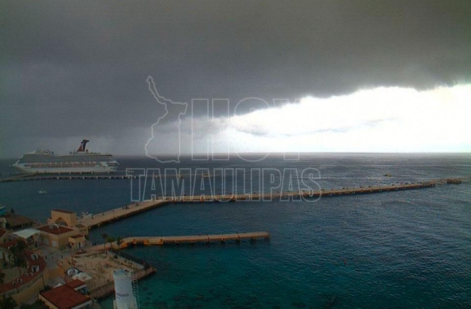 Pemex incrementa medidas de seguridad ante la tormenta tropical Franklin