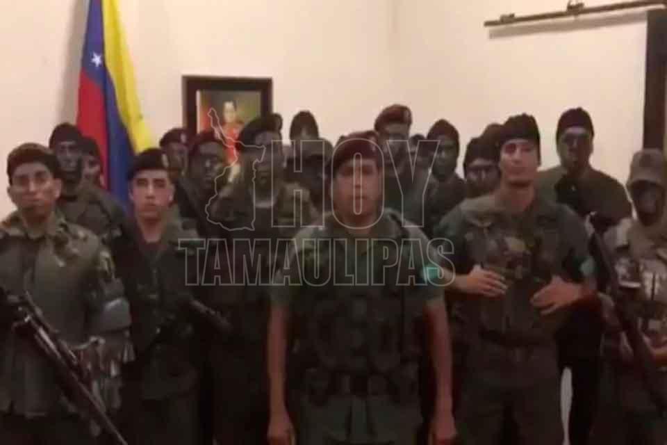 Los que atacaron el cuartel se llevaron armas — Venezuela