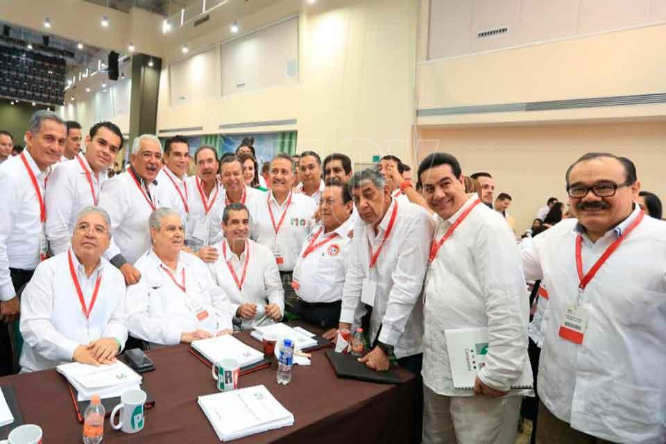 XXII Asamblea: 'Guerra de los Candados en PRI Nacional 2018'