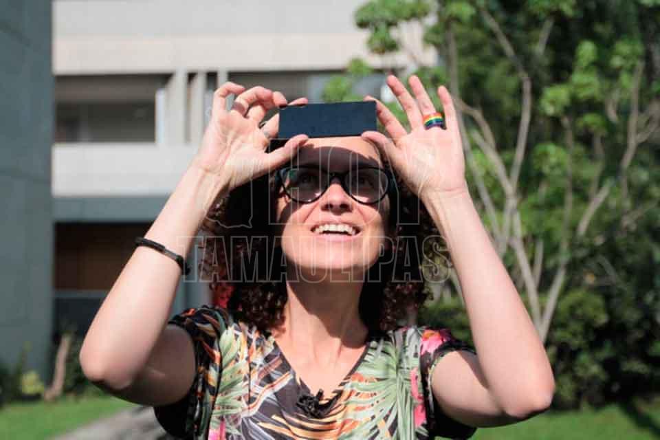 Eclipse parcial de sol durará poco más de 2 horas y media