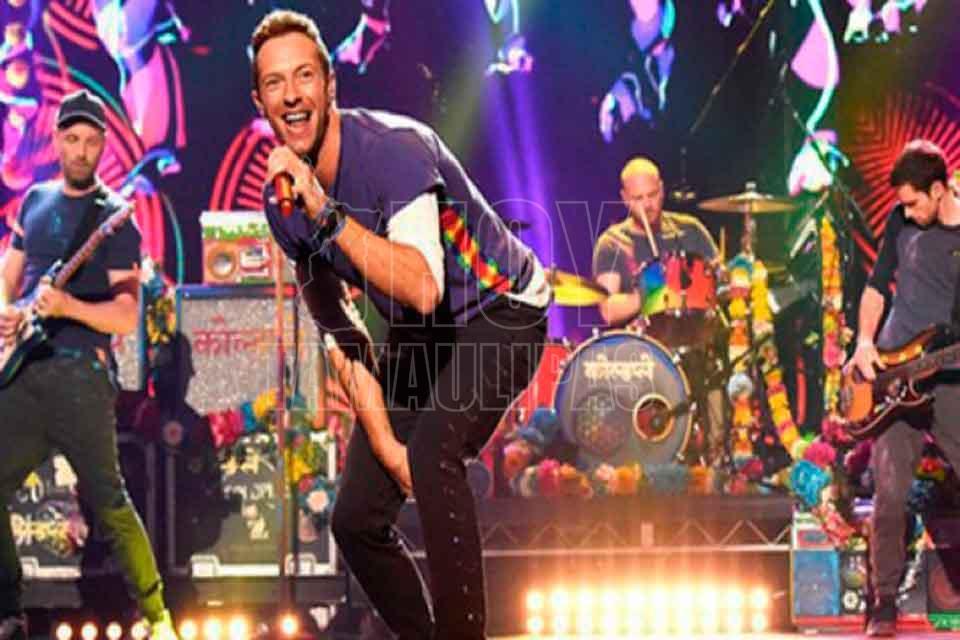 Cómo ver el recital de Coldplay en realidad virtual y en vivo