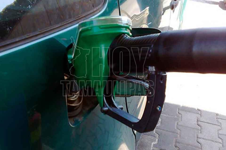 Precios de gasolinas y Diésel bajan para este viernes