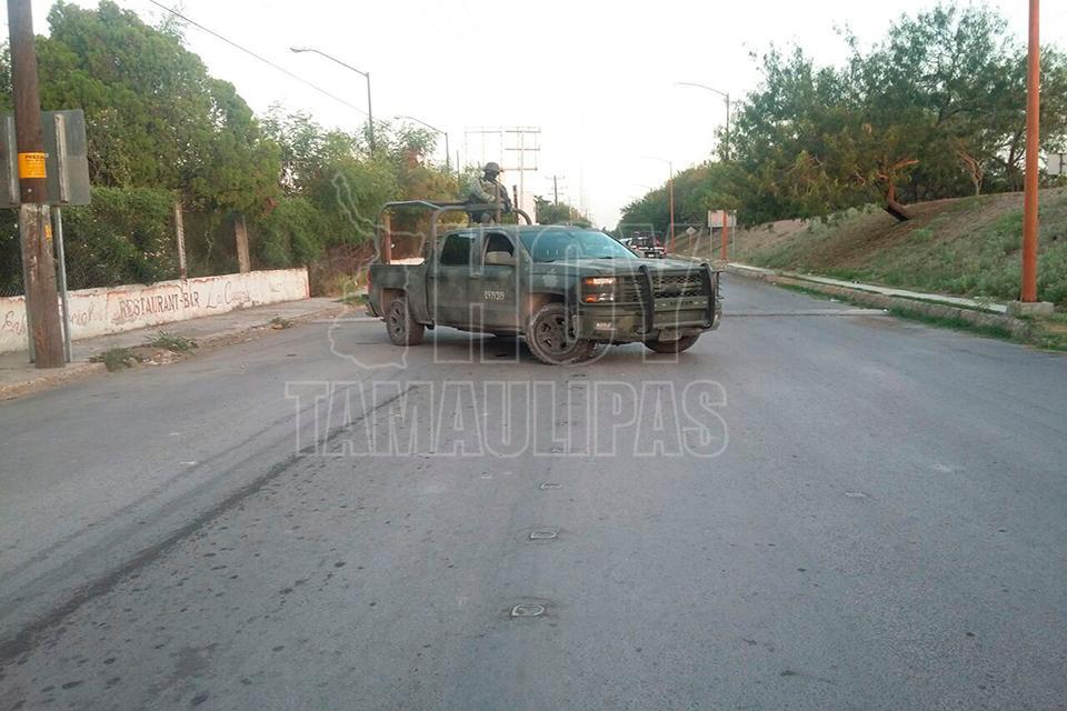 Ola de violencia en Reynosa deja ocho muertos