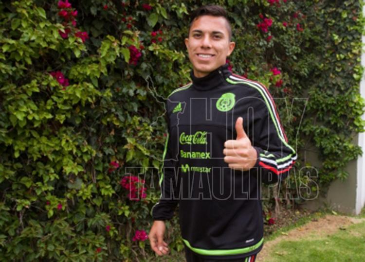 Carlos Salcedo causó baja de la Selección mexicana