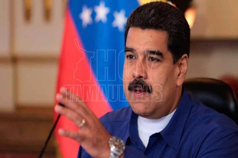 Maduro pide a Felipe VI una