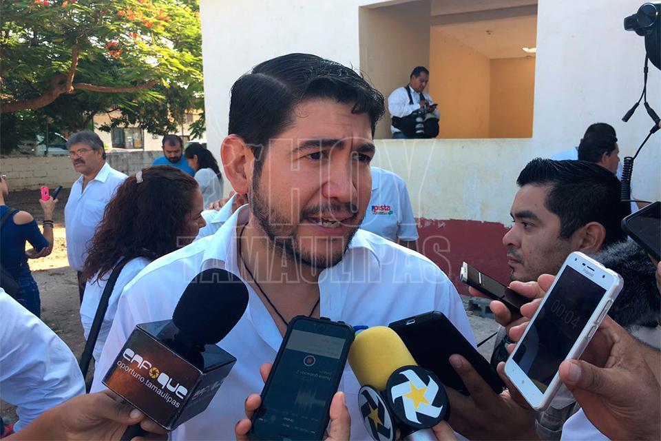 Aumentan de 330 a $450 mdp presupuesto para becas en Tamaulipas
