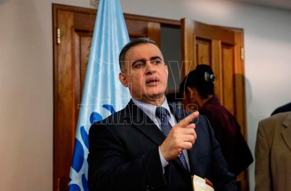 Fiscal interino de Venezuela desestima acusaciones de Ortega Díaz