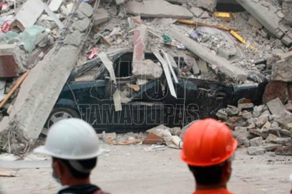 Van 39 réplicas del sismo del 19 de septiembre
