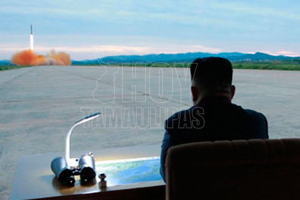 Domesticaré con fuego a Donald Trump, dice Kim Jong