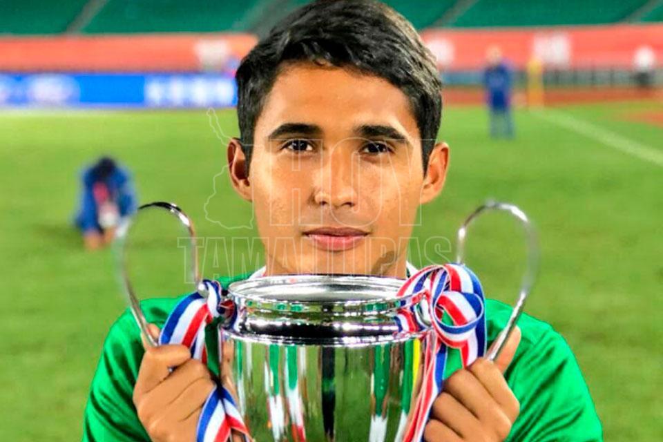 La Selección Mexicana Sub-18 se proclama campeón de torneo en China