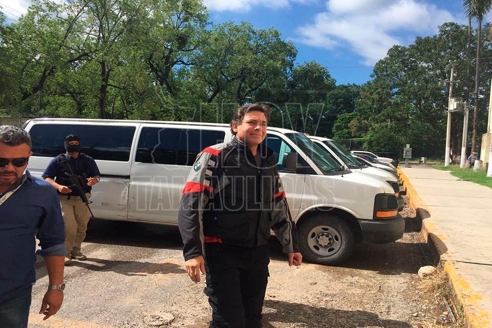 Congela juez proceso de extradición de Eugenio