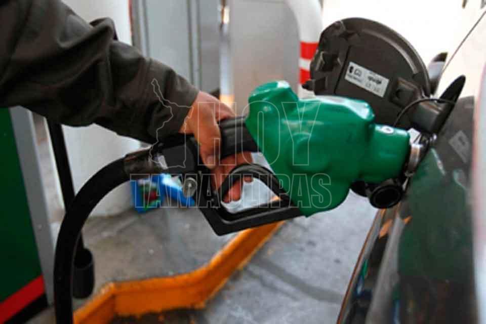Aumenta gasolinas un centavo este viernes: CRE