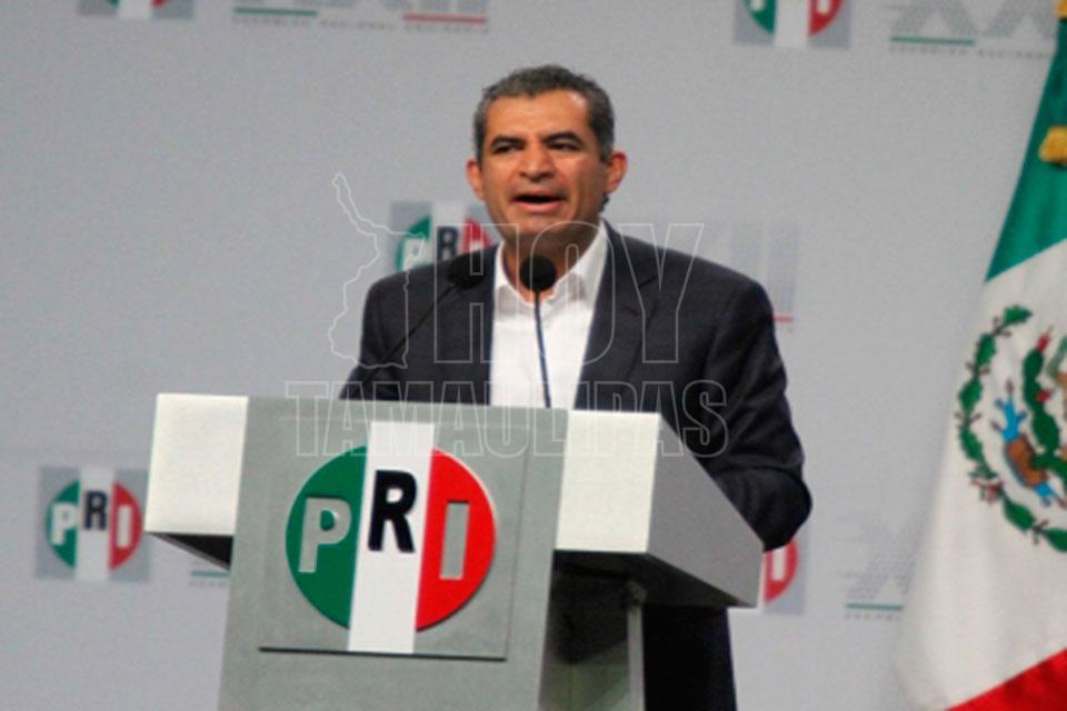 PRI denunciará a AMLO ante INE por actos anticipados de campaña