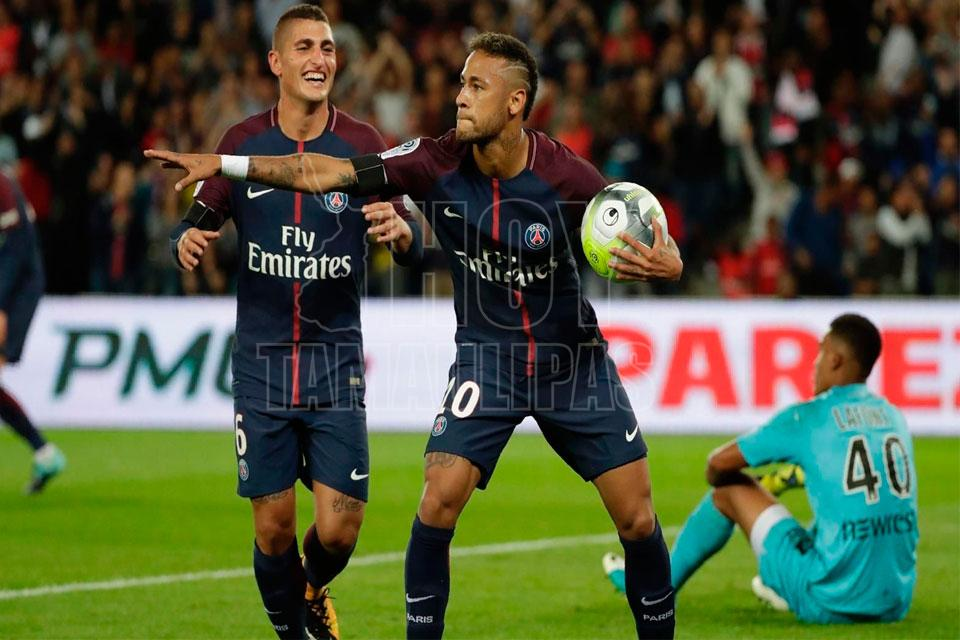 En Francia nadie gana más que Neymar