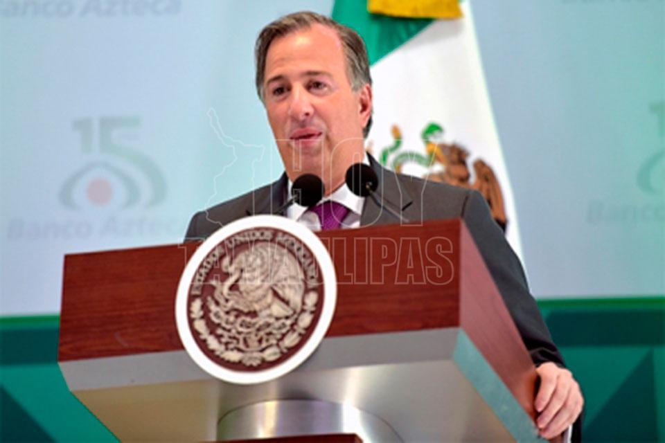 Tres aspirantes van por el sillón presidencial — México