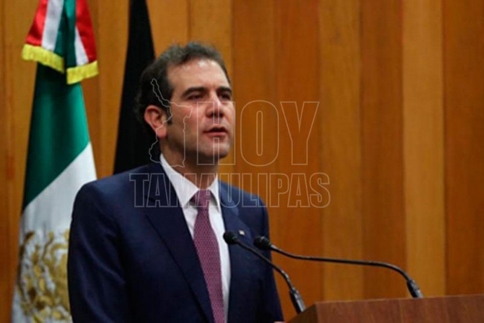 Critica INE recorte de 800 mdp; garantiza comicios de 2018