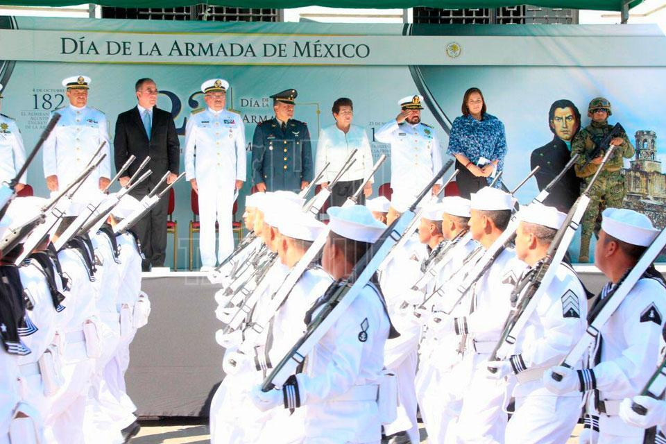 Reitera EPN llamado a definir marco jurídico para fuerzas armadasdatos rivales