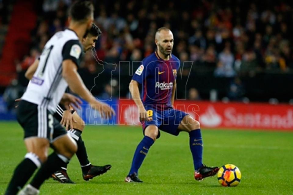 Barcelona es víctima de memes tras empatar contra Valencia