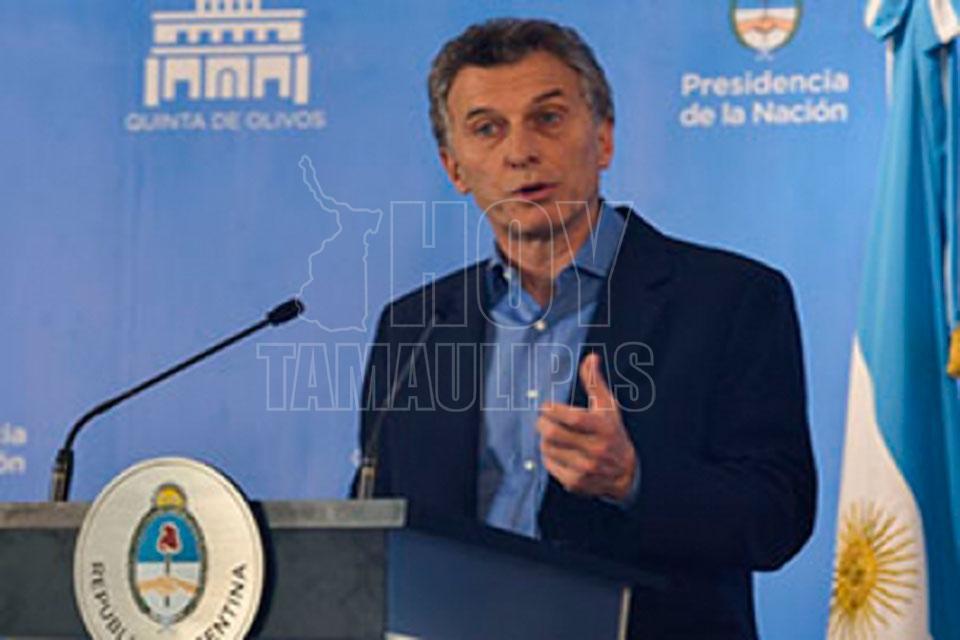 Macri consideró un error muy grande la expropiación de YPF