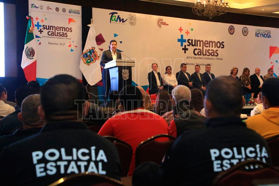 Servidores públicos y políticos, se coludieron con delincuentes: Cabeza de Vaca