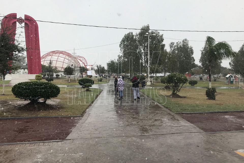 Meteorológico prevé inminente tormenta invernal al norte del país