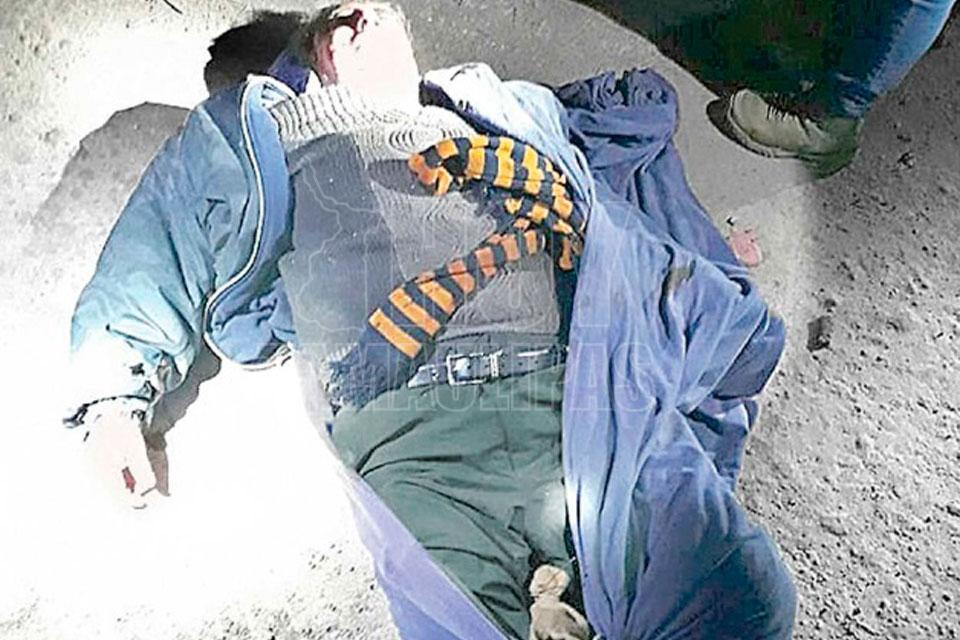Mueren tres policías en accidente en Tamaulipas