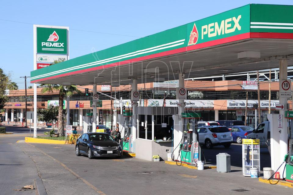 Suben hasta 30 centavos precios de las gasolinas