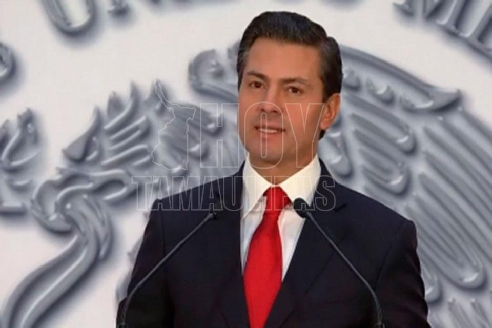 México recuperará capacidad petrolera en 10 años: Peña Nieto