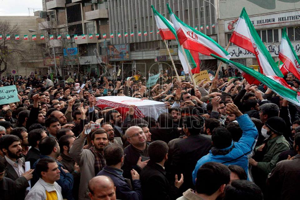 Restringido en Irán el acceso a las redes sociales desde dispositivos móviles