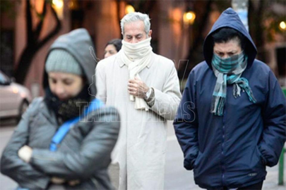Alerta CNA por temperaturas bajo cero