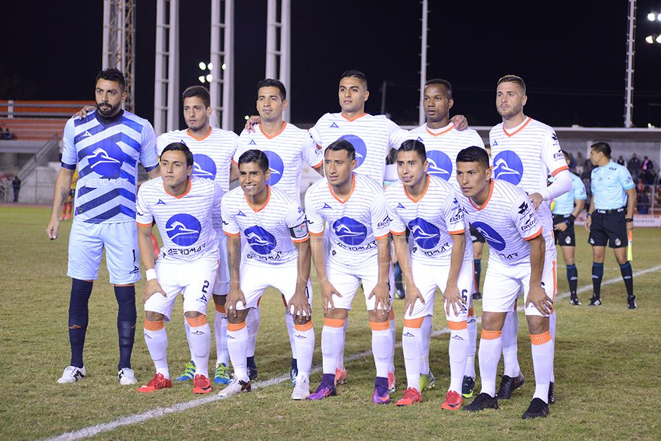 Correcaminos vs Dorados de Sinaloa, Copa MX jornada 1 — En vivo