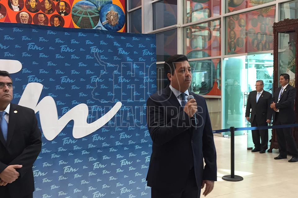 Refrenda Tamaulipas compromiso para garantizar y proteger libertad de expresión