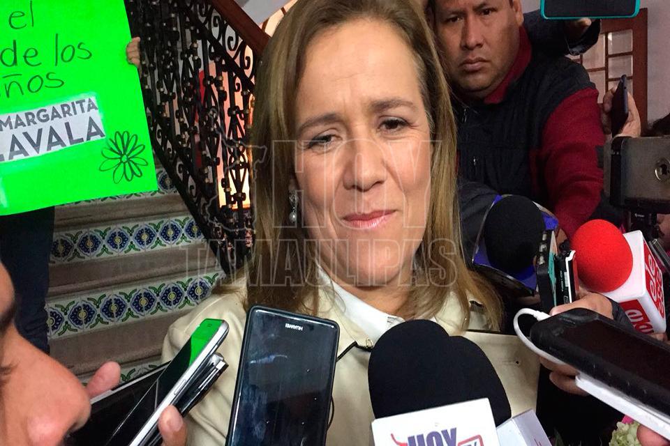 Margarita Zavala viene el domingo a Tampico y Reynosa — Tamaulipas