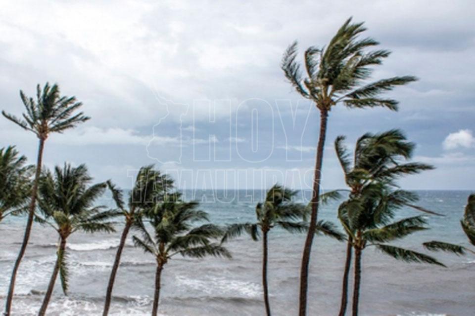 Alerta por fuertes vientos y altura del oleaje en el Caribe colombiano