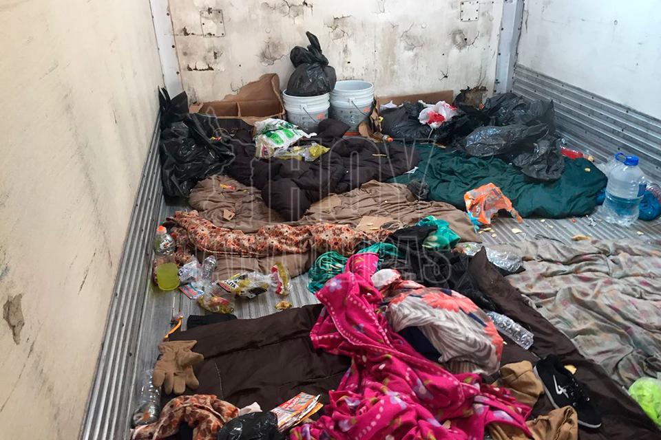 Rescata PF a 137 migrantes en Tamaulipas