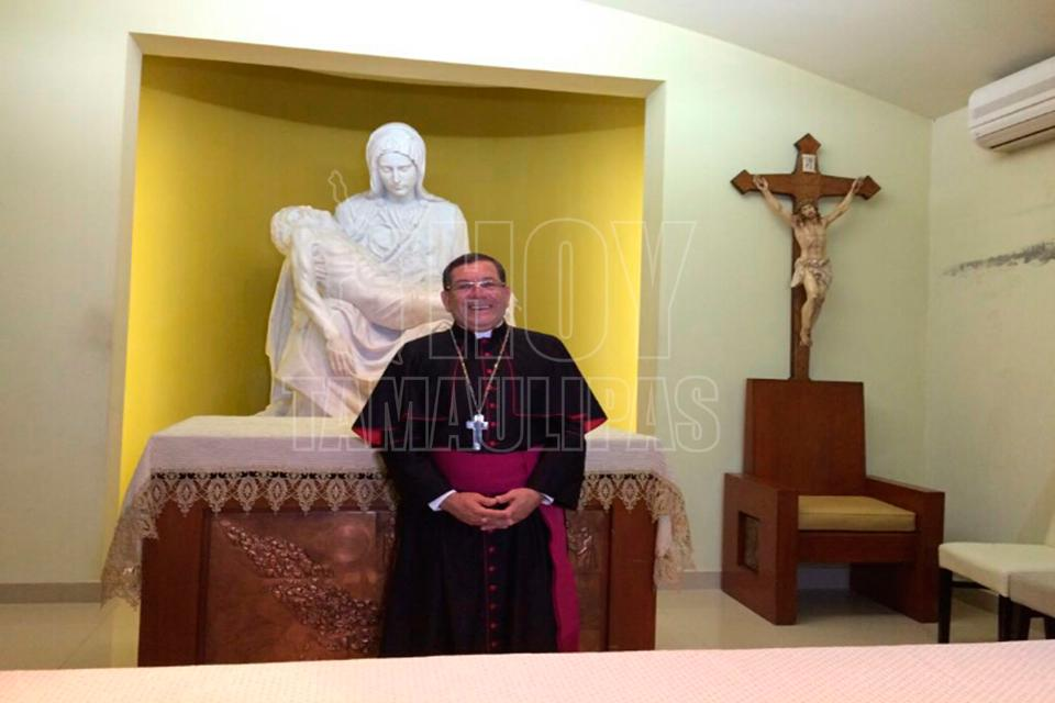 Nombran a Margarito Salazar Cárdenas Matehuala nuevo obispo de Matehuala